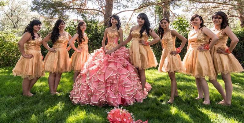 celebrate quinceaneras on the river