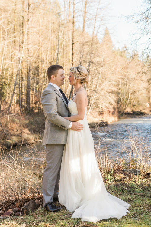 Riverfront wedding venue in Snohomish County, River Valley Oasis, affordable wedding venue, outdoor wedding venue riverside